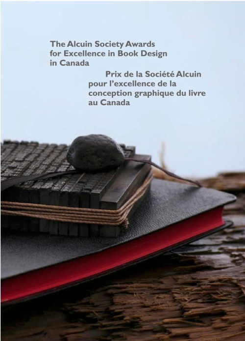 Alcuin catalogue cover