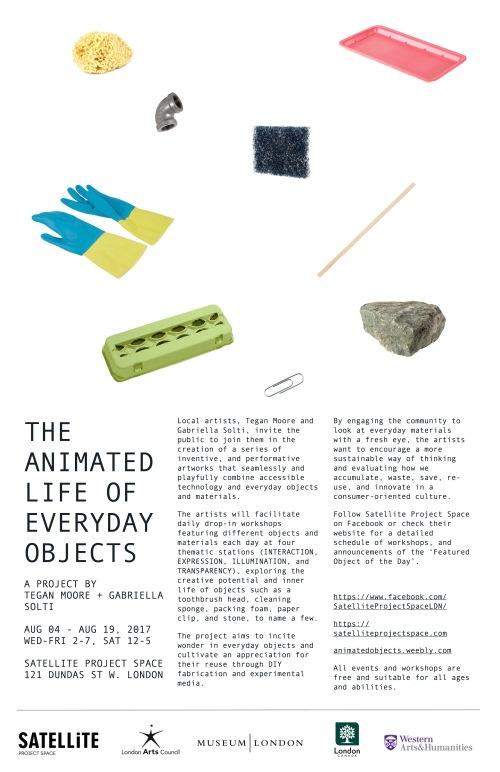 animatedobjects poster
